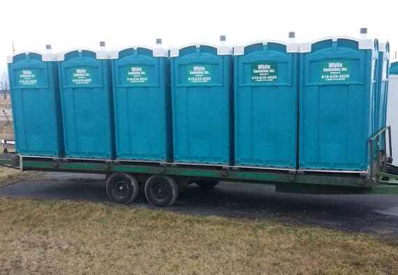 Portable Toilet Rental Vandalia IL
