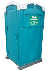 Standard Portable Toilet in Vandalia IL