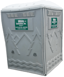 Portable Toilet with Sink in Vandalia IL