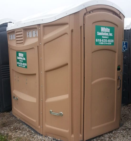 Portable Toilet Rentals in Vandalia IL