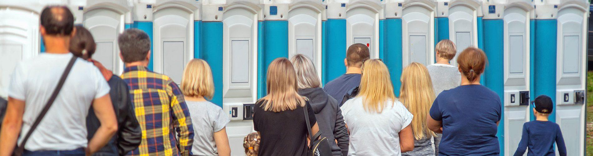 Portable Toilet Rental in Vandalia IL Area